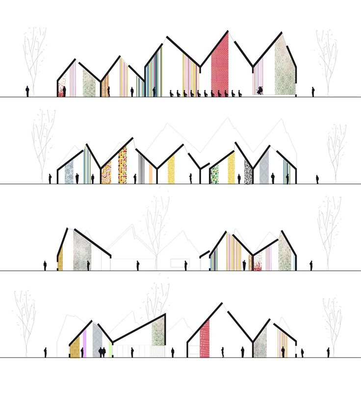 804 best architecture illustration images on pinterest for Concept 8 architects