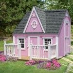 Kids Playhouses - Kids Playhouse Shop has children's playhouses, outdoor playhouses, and wooden playhouse kits for kids at discount prices with free shipping, fast delivery, and expert advice.