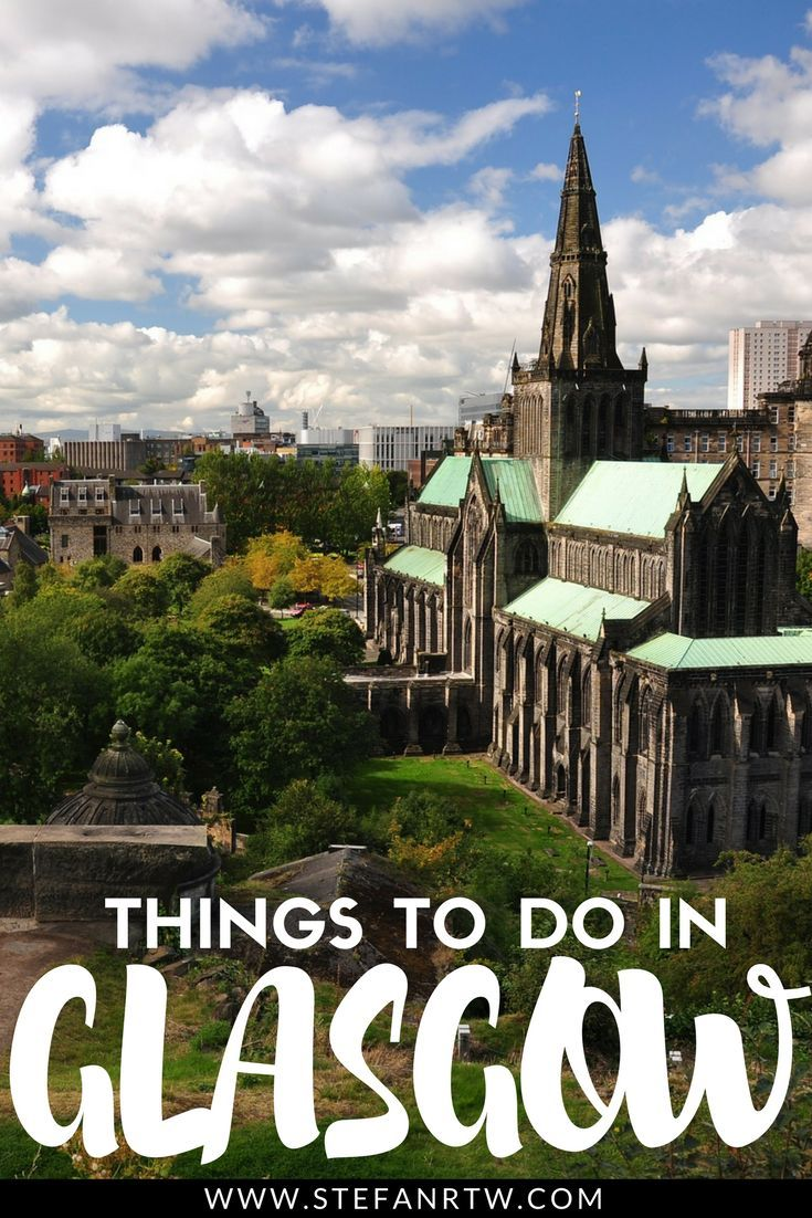 Considering a visit to Scotland? Well you're definitely not going to want to miss Glasgow! It's one of the best places to visit in Scotland and a beautiful city waiting to be explored. In this post I share some of the best things to do in Glasgow so that you can make the most of your trip to this lovely Scottish city! #scotland #glasgow