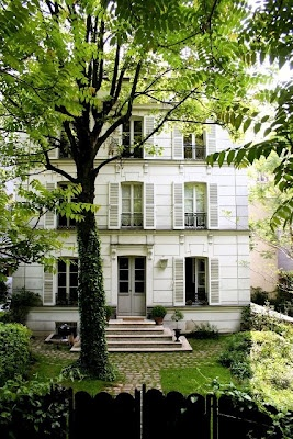 Paris 18e - Hotel Particulier - Montmarte - 23 Avenue Junot
