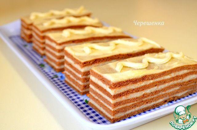 Шоколадные пирожные с ванильным заварным кремом ингредиенты