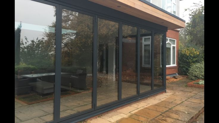 TWS Windows and Doors are a leading supplier of Windows Doors Bi Fold Doors Conservatories and Orangeries in Kidderminster Worcestershire & 17 best TWS Aluminium Installations images on Pinterest | Bi fold ...