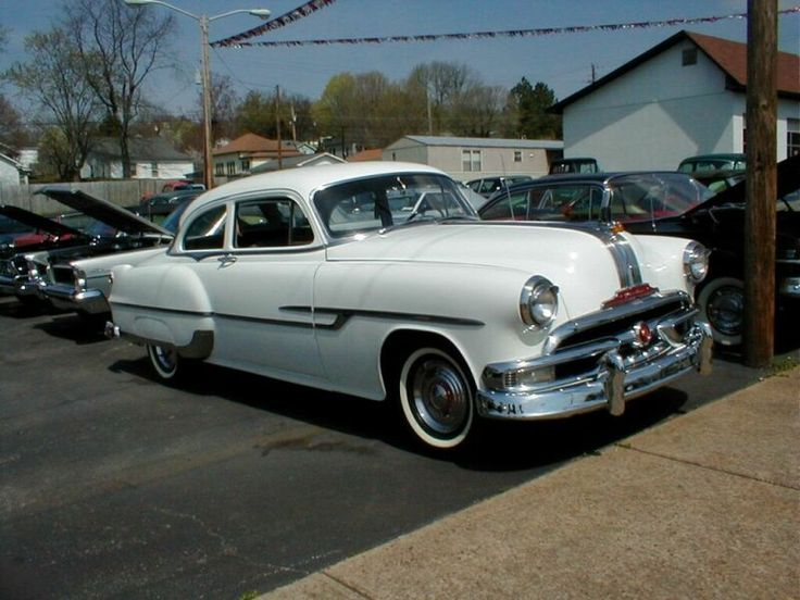 39 best images about 1953  54 Pontiac on Pinterest  Classic cars