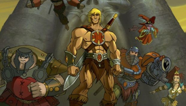 He-Man and the Masters of the Universe MYP Cartoon Series Bible