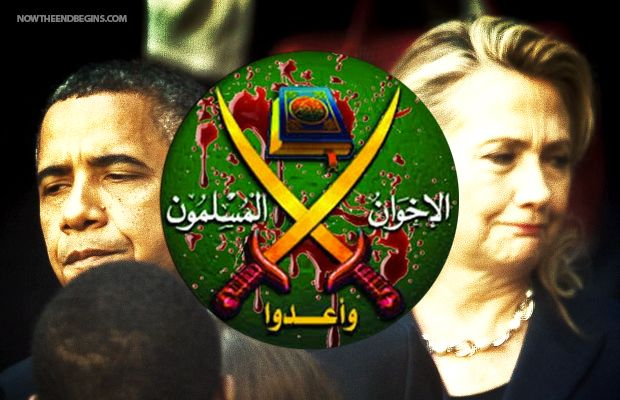 Egypt Files Suit Against Barack Obama And Hillary Clinton For Conspiring With Muslim Brotherhood