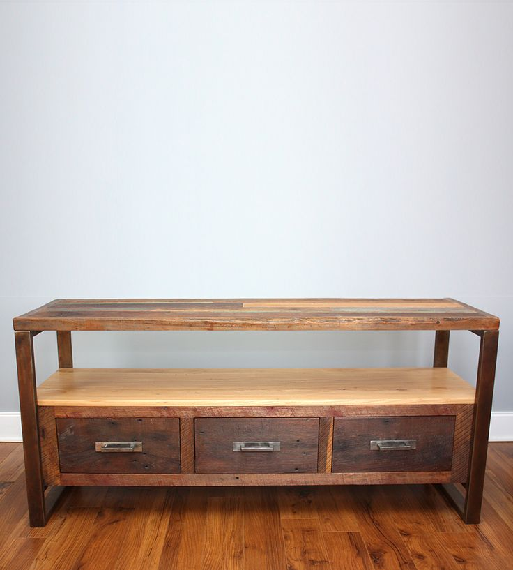 Reclaimed Wood Entertainment Center Plans Woodworking Projects Plans