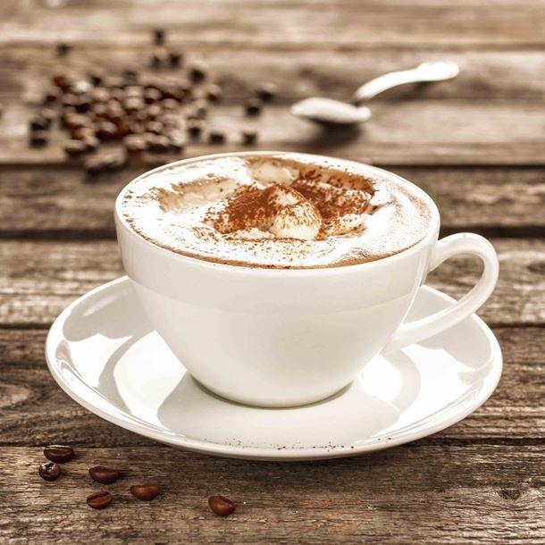 Cappuccino du chef
