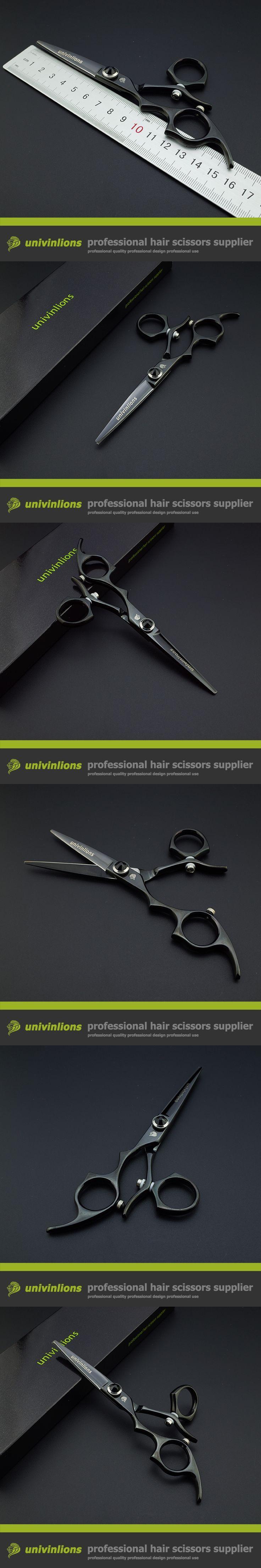 "5.5"" swivel left handed scissors professional hairdressing barber scissors left handed hair cutting shears rotary haircut shears"