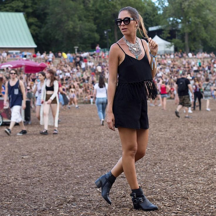 The 26th Look in #DYN at Osheaga 2015. Take us back!!