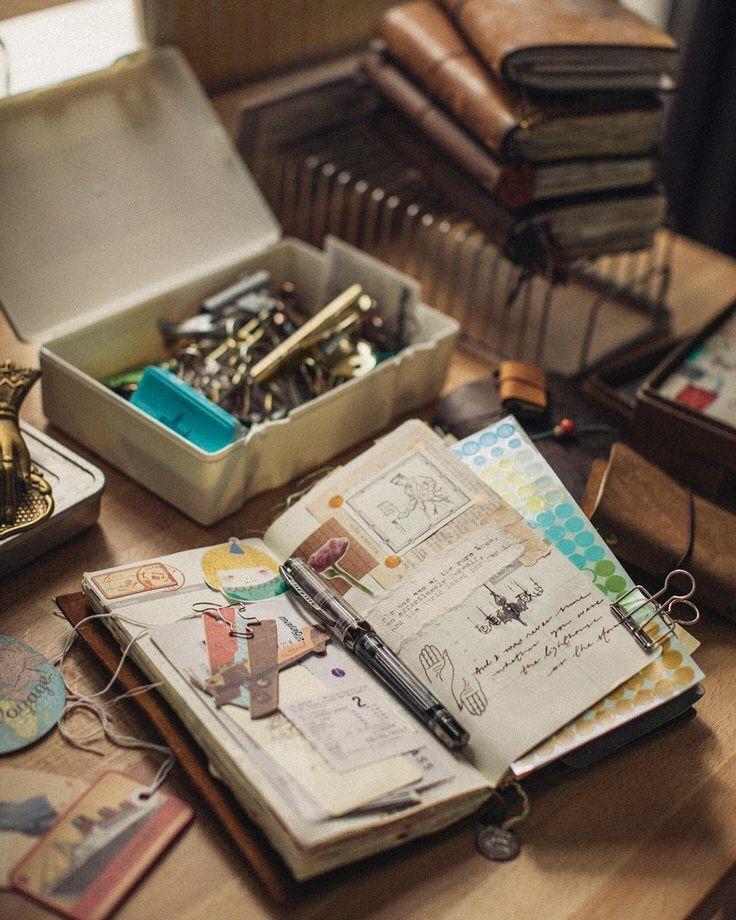 你我相遇就是緣分。 #midoritravelersnotebook#diary#journal#midori#travelersfactory#文具#手帳#journaling#planneraddict#wreckthisjournal#travelersnotebookmalaysia#travelerscompany