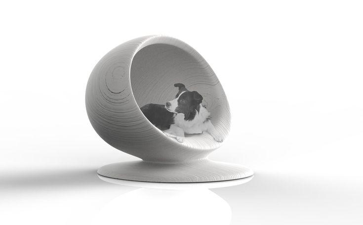 Zaha Hadid Architects Launches ... Pet Furniture
