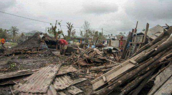 Presidente de Vanuatu culpa al cambio climático del ciclón que arrasó el archipiélago