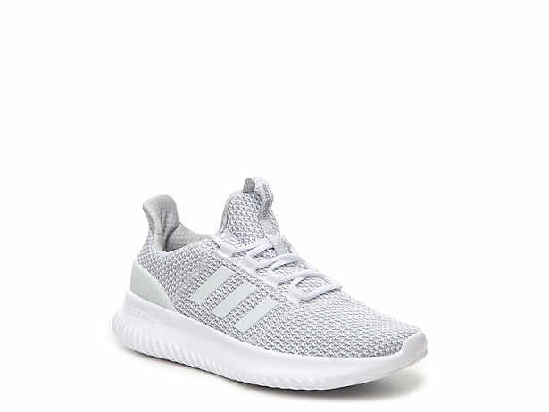 Adidas Neo Cloudfoam Ultimate Toddler & Youth Sneaker White