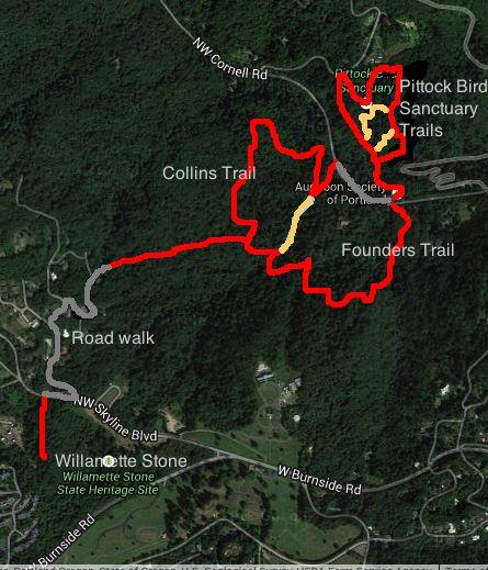Hiking In Portland, Oregon And Washington. 20 Mins. Kids