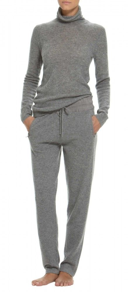 TSE Cashmere; perfectly chic & cozy for airplane travel or lazing around on weekends...
