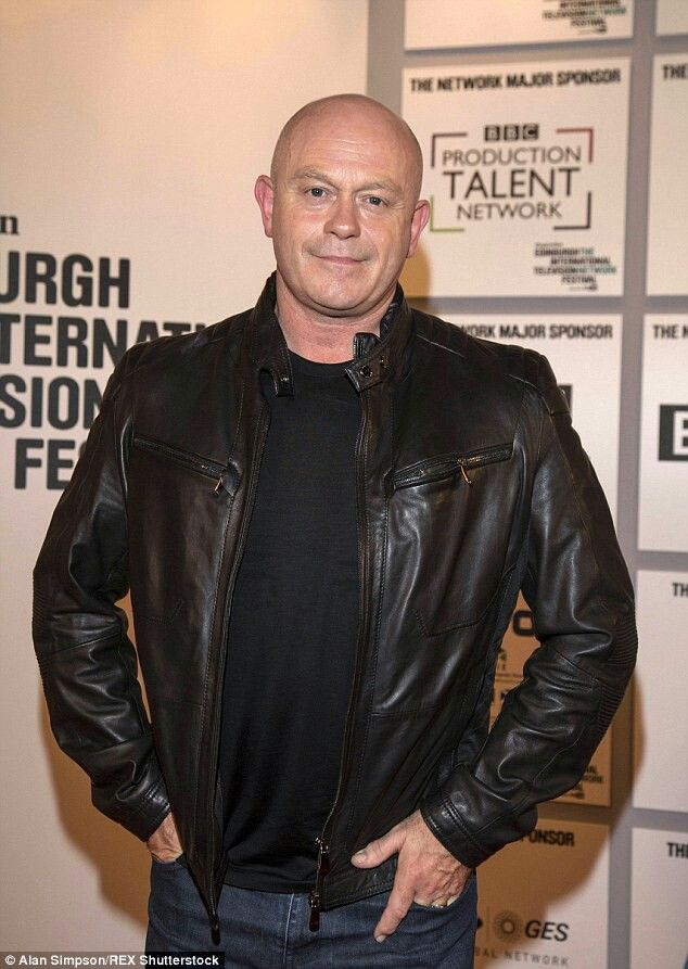 Ross kemp as Grant Mitchell blast from the past return of grant to sort them all out watch and see comeing soon
