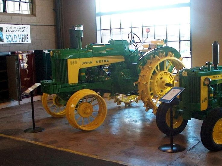 John Deere Steel Wheels : Images about john deere on pinterest old tractors