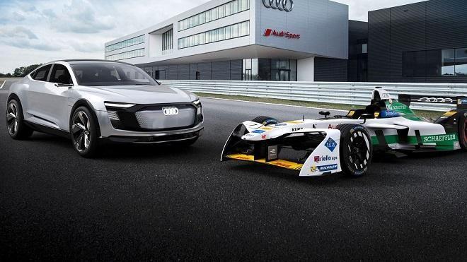 Covesia.com -Audi mengungkapkan, E-Tron FE04 adalah mobil balap listrik pertamanya untuk kejuaraan Formula E.Setelah membeli tim ABT Sportsline, Audi menjadi...