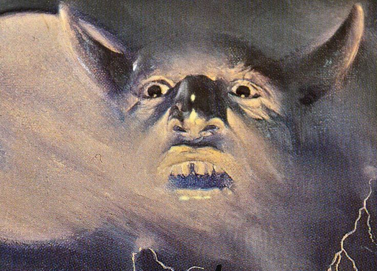 Cover Art Detail: Dark Satanic (Marion Zimmer Bradley)  Cover Artist: Mariano Perez Clemente (aka Maren)