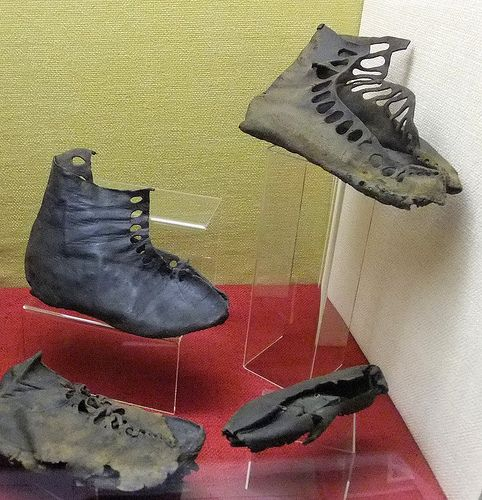 roman shoes roman army museum over 4 000 shoes have. Black Bedroom Furniture Sets. Home Design Ideas