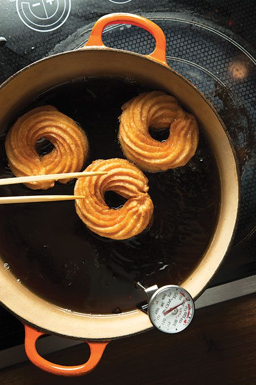 French Crullers Recipe - Saveur.com