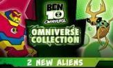 ben 10 omniverso : omniverso juego de colección