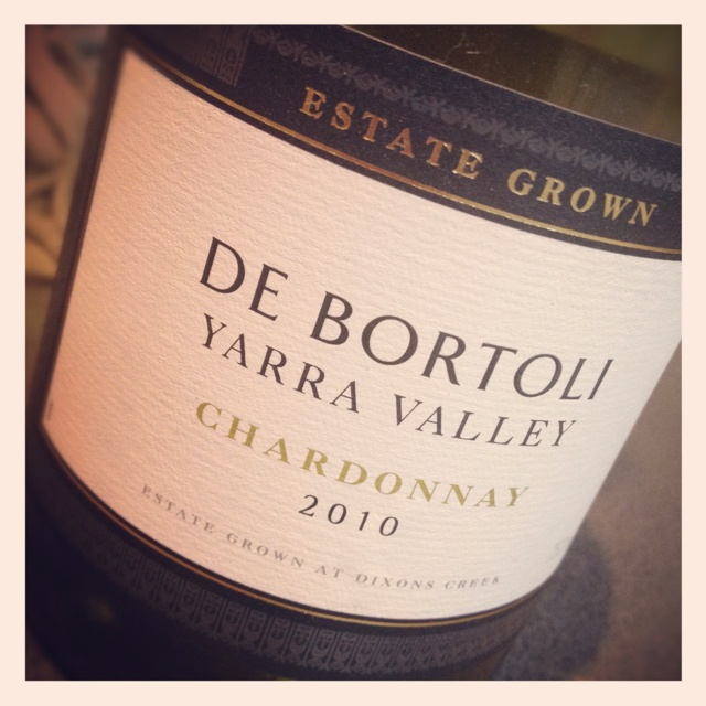 De Bortoli - Perfect with for #chardday