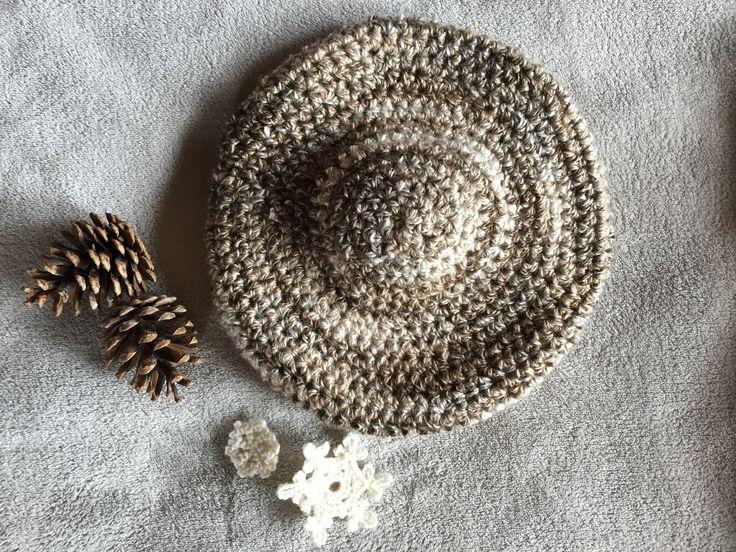 Basco morbido e caldo all'uncinetto : Cappelli, berretti di ioelamiacreativita