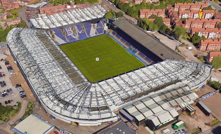 St. Andrews - Home of Birmingham City FC