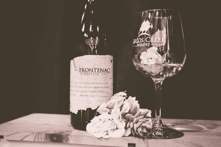 Carlos Creek Winery #Wine #WeddingGlass #WeddingVenue #Minnesota