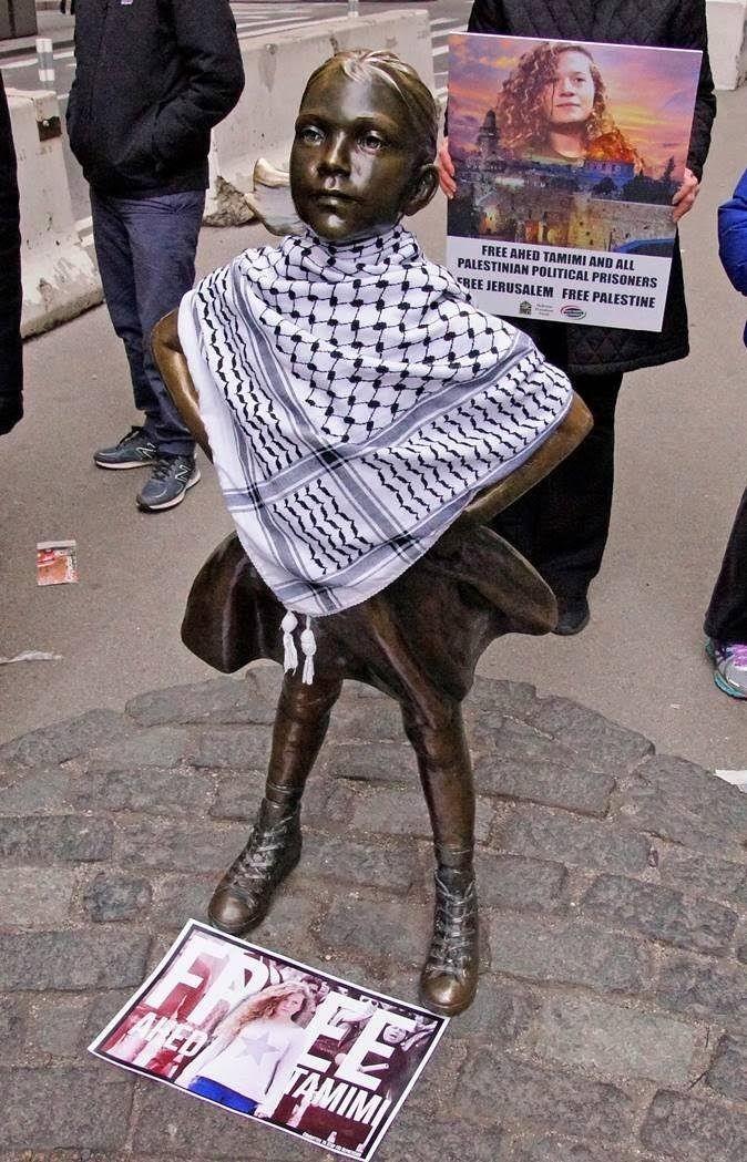 #FreePalestine #BoycottIsrael #BDS #FreeAhedTamimi #FreeAllPoliticalPrisoners #GreatReturnMarch