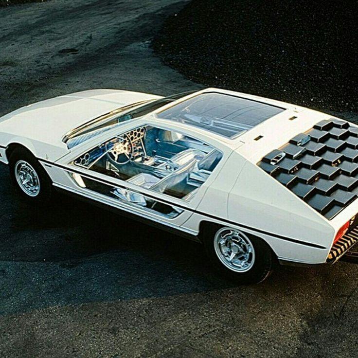 Love · Vintage Concept CarsLamborghiniMaseratiFerrariDream ...