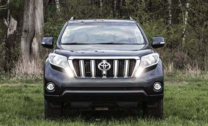 2018 Toyota Prado: Mid SUV with Large Satisfy Review and Redesign