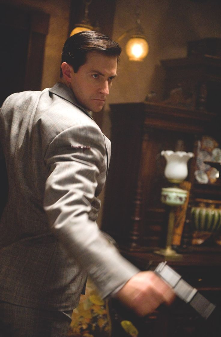 Richard Armitage as Heinz Kruger in Captain America: The First Avenger (2011)