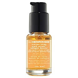 Ole Henriksen - Truth Serum® Collagen Booster helps to plump up some of those saggy baggies