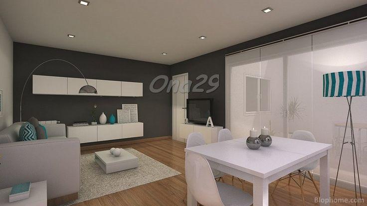 Ayuda distribucion salon comedor cuadrado de 20 m2 ideas - Distribucion salon ...