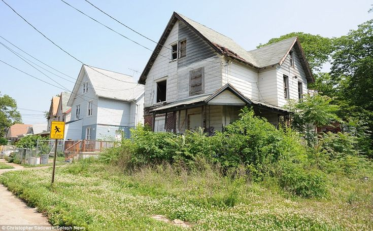 Camden, New Jersey: Images of once-thriving metropolis reduced to decaying, crime-ridden rubble | Daily Mail Online