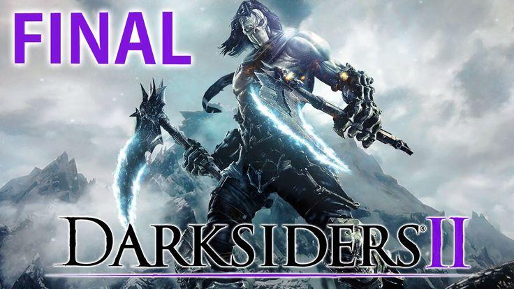Darksiders 2 - FINAL ÉPICO!!!! [ PC 60FPS - Playthrough Legendado PT-BR ]