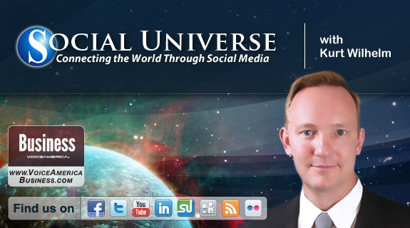 The Social Universe covers cutting edge methods that catapult your business or personal branding into the world of Social Media Marketing. Unlock the Mysteries of the Social Universe as we discuss powerful emerging trends that help you advertise effectively while connecting deeply with customers on local, national, and global fronts. The fastest growing and most powerful marketing tools are found  in the Social Media.