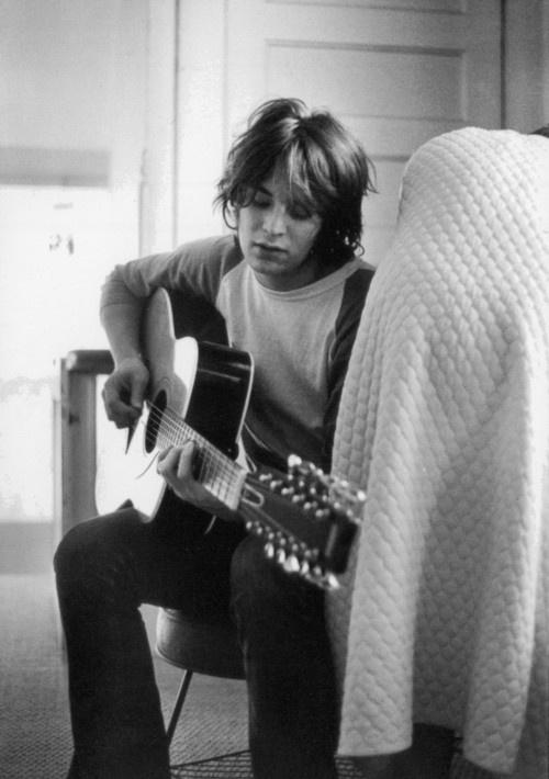 Alex Chilton, Photo for Ardent Records, 1970 - Michael O'Brien