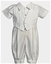 Boys Christening Outfits - Baby Baptism Romper Gowns - Melbourne Victoria Australia