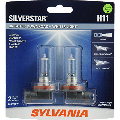 http://motorcyclespareparts.net/sylvania-h11-silverstar-high-performance-halogen-headlight-bulb-contains-2-bulbs/SYLVANIA H11 SilverStar High Performance Halogen Headlight Bulb, (Contains 2 Bulbs)