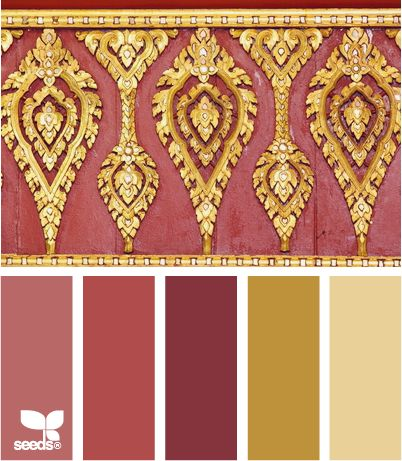 17 best images about beautiful color palettes on pinterest - Gold and silver color scheme ...