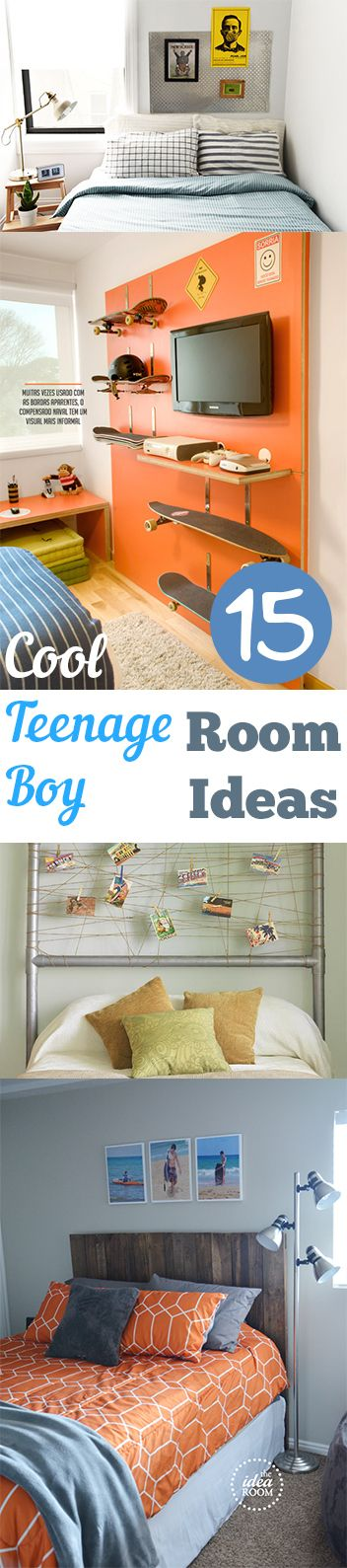 15 cool boy room ideas and elements