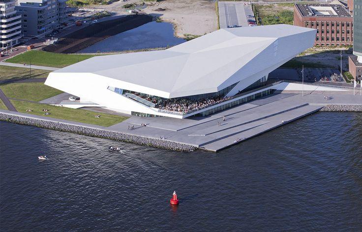 EYE Film Institute Netherlands - DELUGAN MEISSL