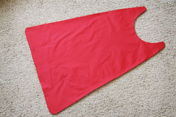 Great tut on making a super hero cape :)