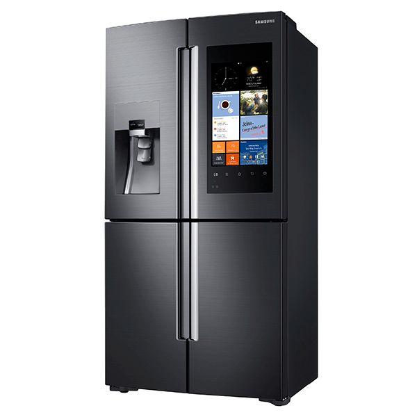 28 Cu Ft 4 Door Flex Refrigerator With Family Hub