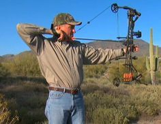 VIDEO ; Making The First Shot Count - Randy Ulmer gives tips on how make the first shot perfect as with bowhunting, that's all the chance you'll get.