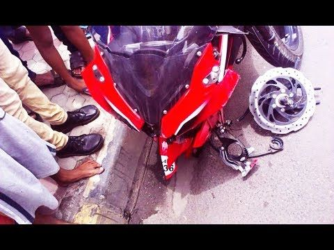 MOTORCYCLE CRASH HARD WARNING INSIDE!!! [EPISODE 22]