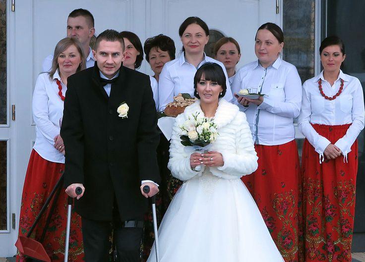 Artur Jędrzejczyk Artur Jędrzejczyk wziął ślub mimo kontuzji